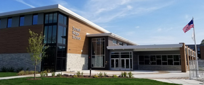 New Sunset Ridge Middle School